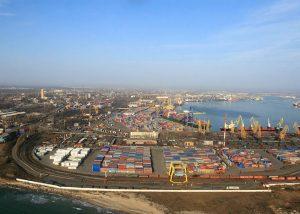 Illichevsk Port Modernisation Project - Corporate Development Programme