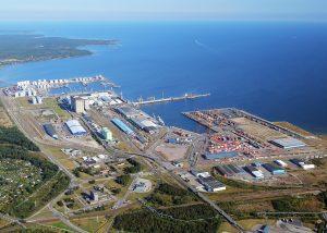 Transaction Preparation New Container Terminal Port of Tallinn
