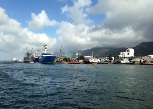 Feasibility Study for the Rehabilitation and Extension of the Commercial Port of Victoria