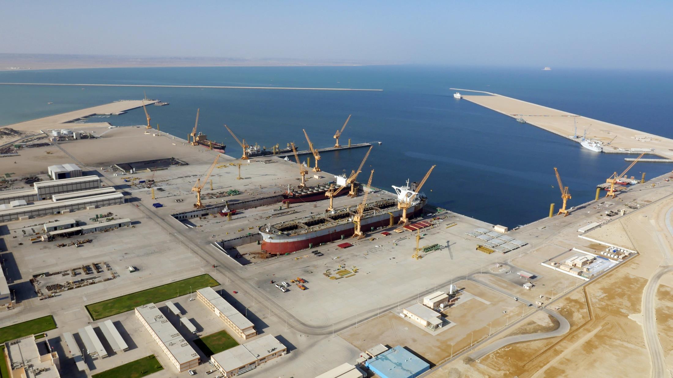 Port of Duqm Business Plan