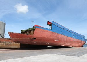 Feasibility Study for Developing a Green Ship Recycling & Steel Making Facility in Shimoni