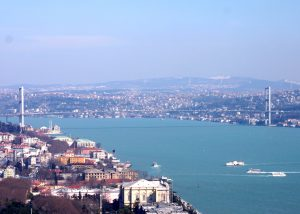 New Istanbul Canal Traffic Forecast