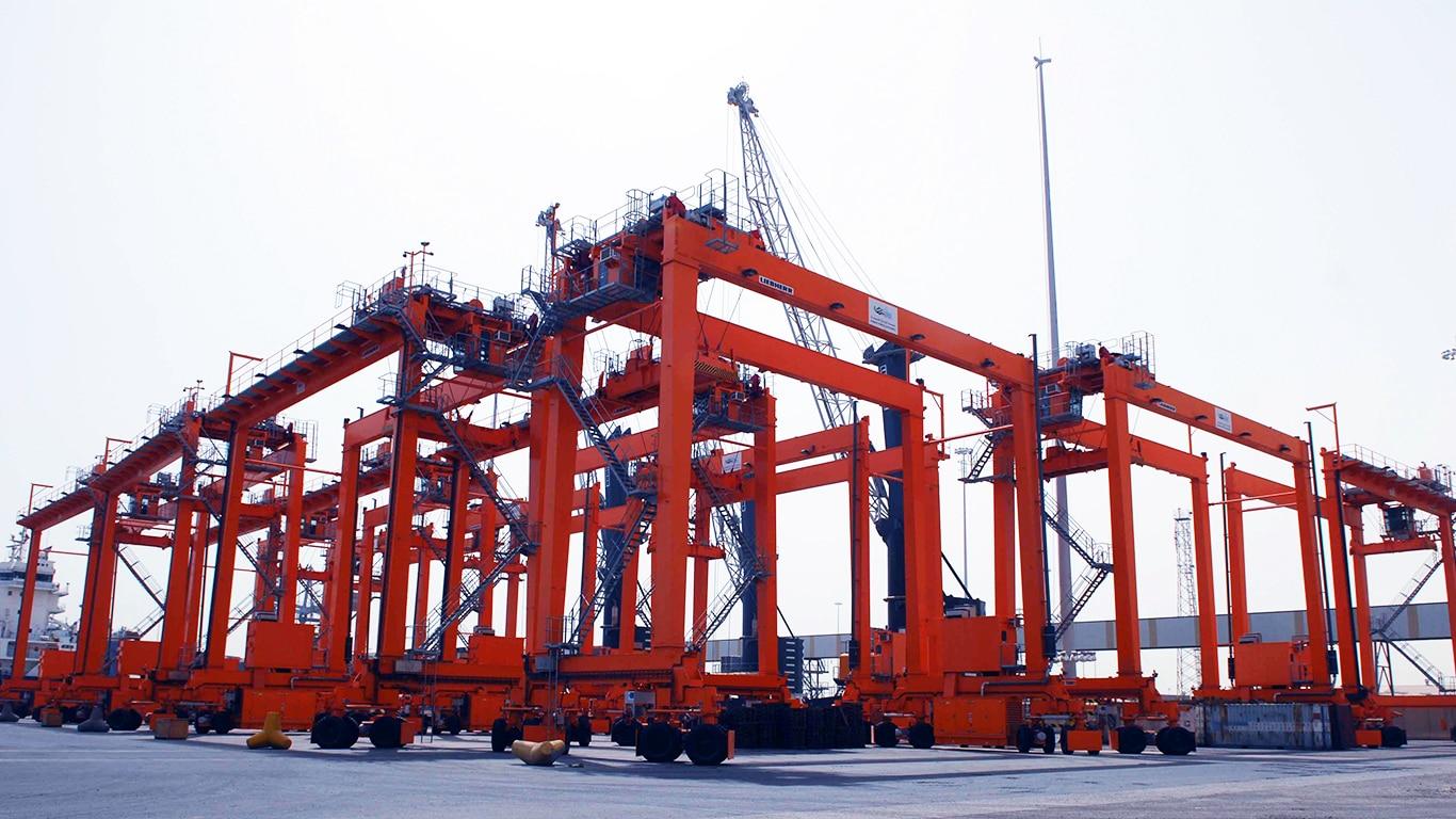 General Strategies and Development of Port Operations Kuwait