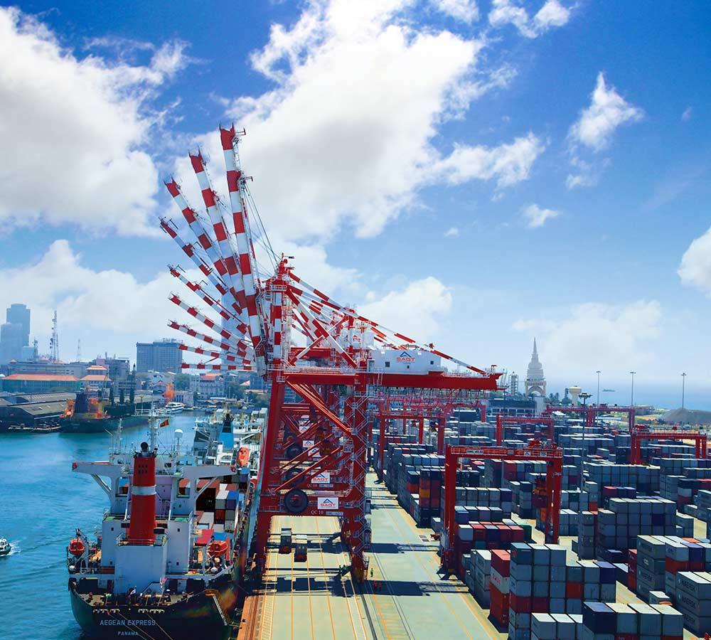 Sri Lanka National Ports Masterplan