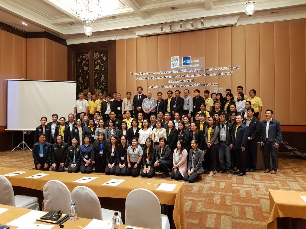 Thailand Port PPP Capacity Building
