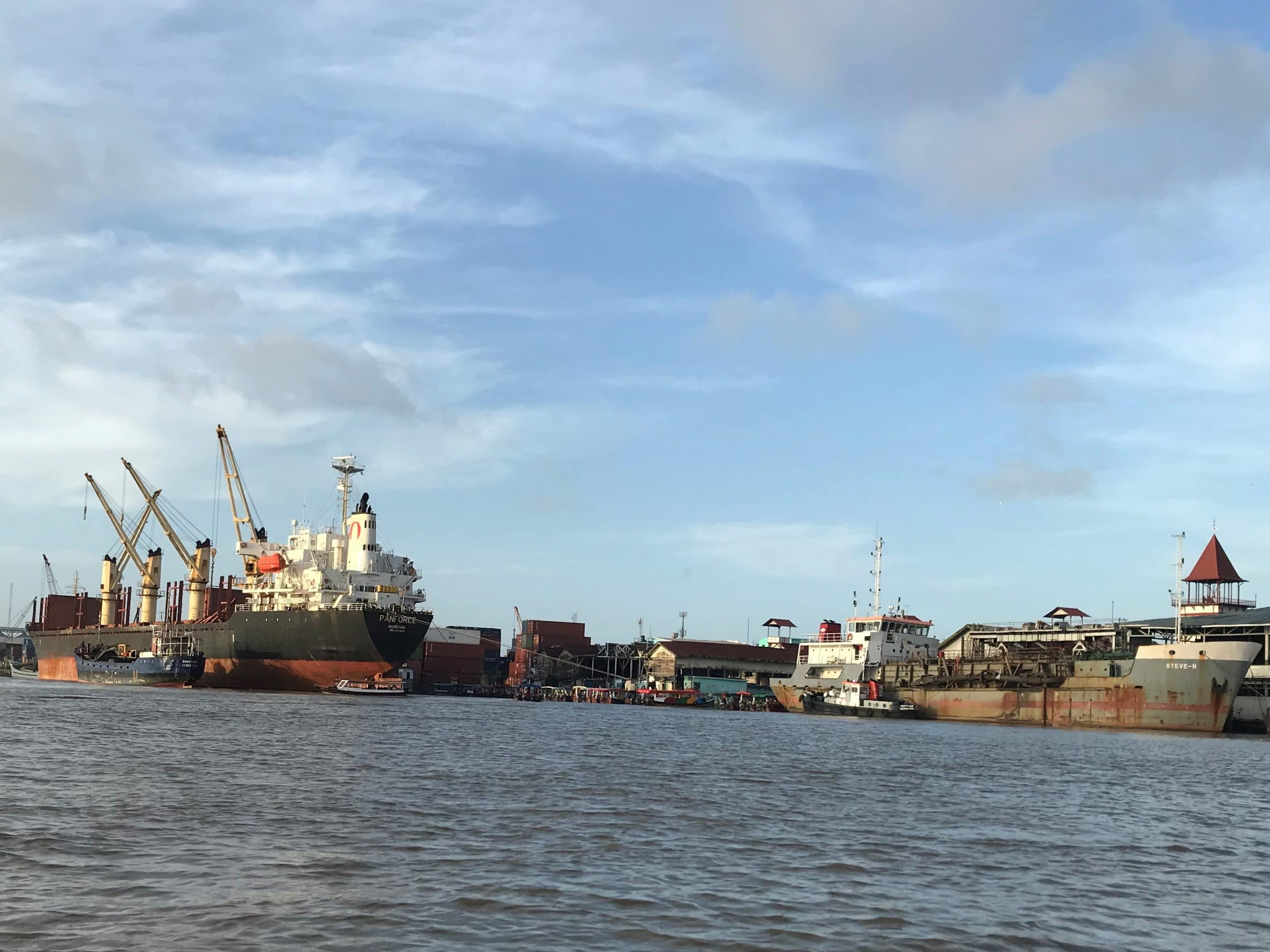 Feasibility Study and Site Analysis for a New Deep-Water Port in Guyana