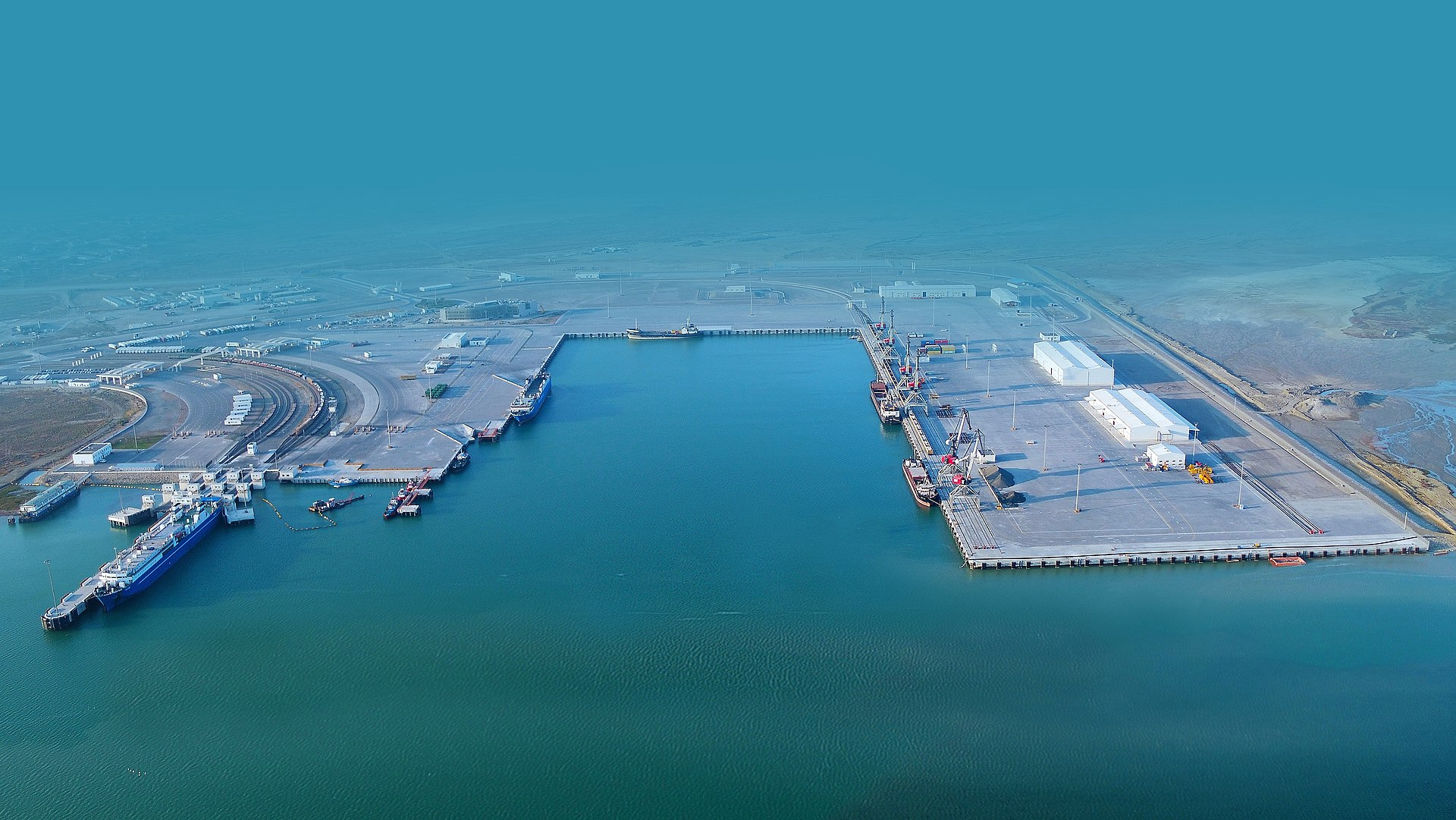 PPP and Concession Fee Structuring Fertilizer Terminal Port of Baku