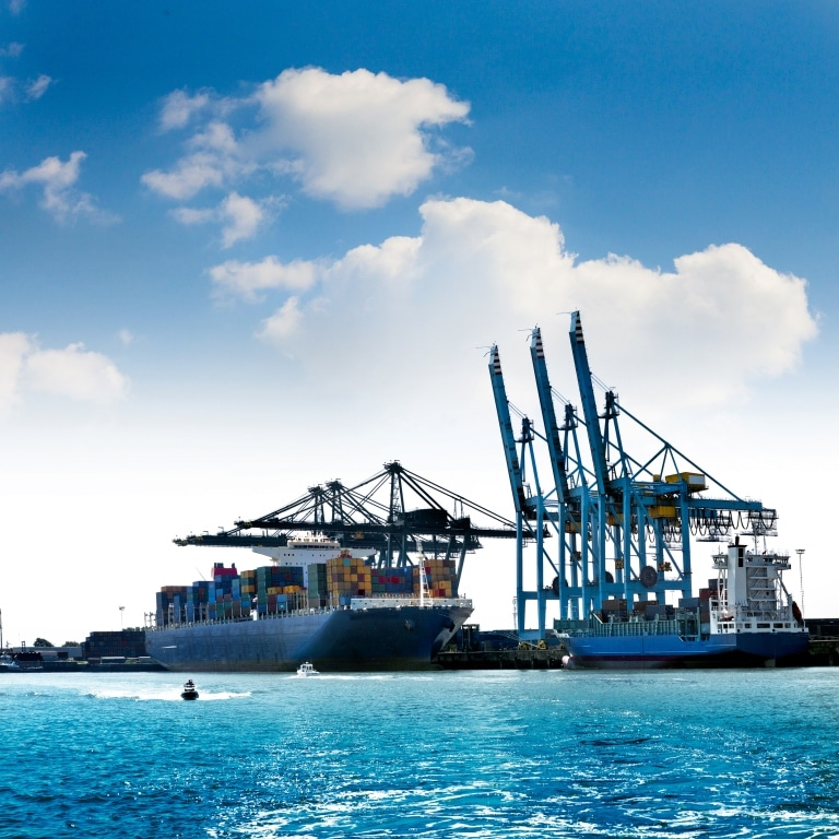 Buy-Side M&A Advisory Services for Financial Investor in San Pedro Bay
