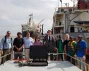 MTBS kicks off the site analysis for a new deep water port in Guyana