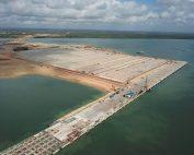 Lamu Port Completes Building its First Berth