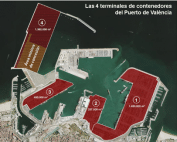 Valencia Port Authority approves specifications for new container terminal