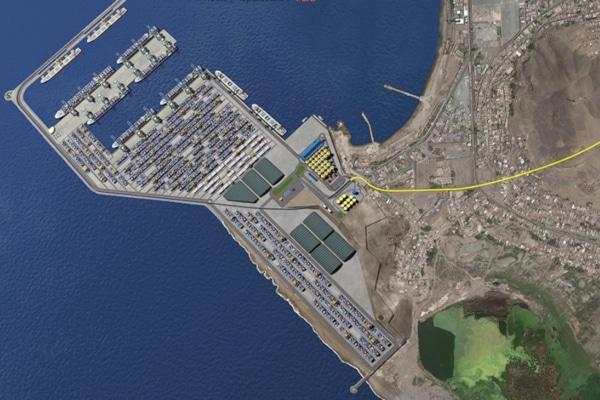 Buy-Side Market & Financial Due Diligence for Chancay Terminal